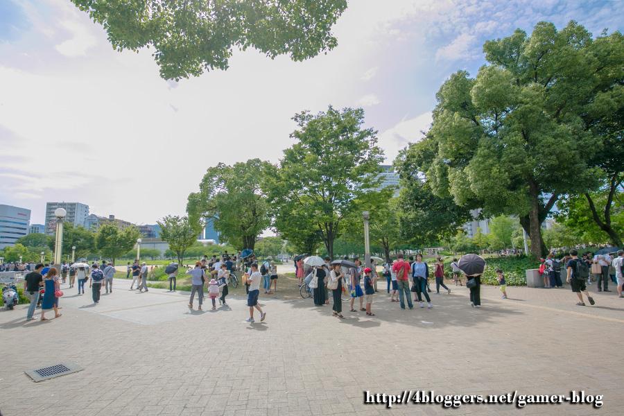 ポケモンの巣の扇町公園