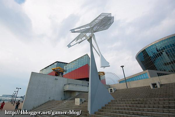 風のオブジェ9985