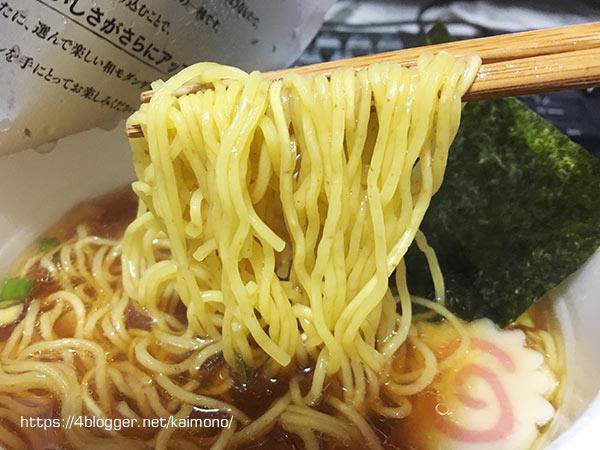 麺職人-鶏ガラ醤油